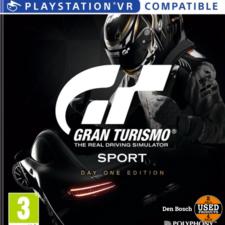 Gran Turismo Sport - PS4 Game