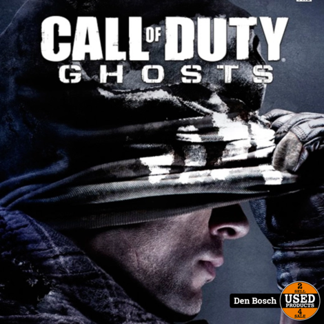 Call of Duty Ghosts - X360 Game
