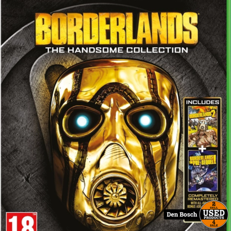 Borderlands The Handsome Collection - Xbox One Game