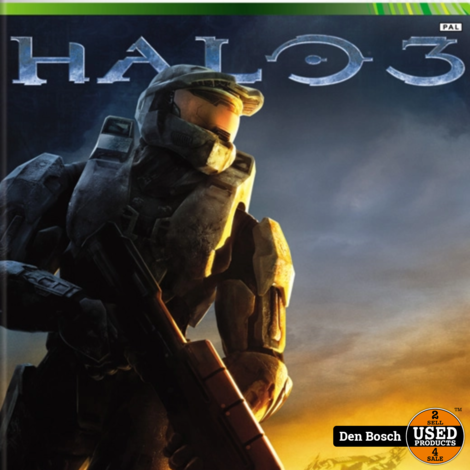 Halo 3 - X360 Game