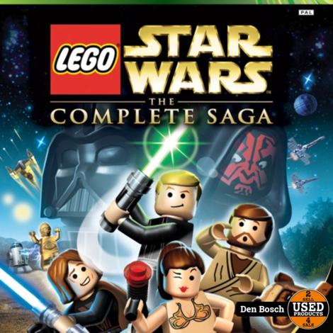 Lego Star Wars the Complete Saga - X 360 Game