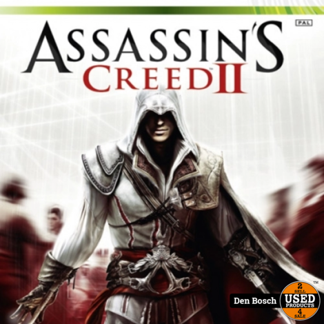 Assassin's Creed 3 - X 360 Game