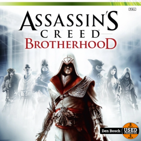 Assassin's Creed Brotherhood - X 360 Game