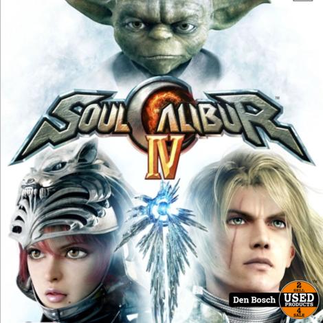 Soul Calibur IV - X 360 Game