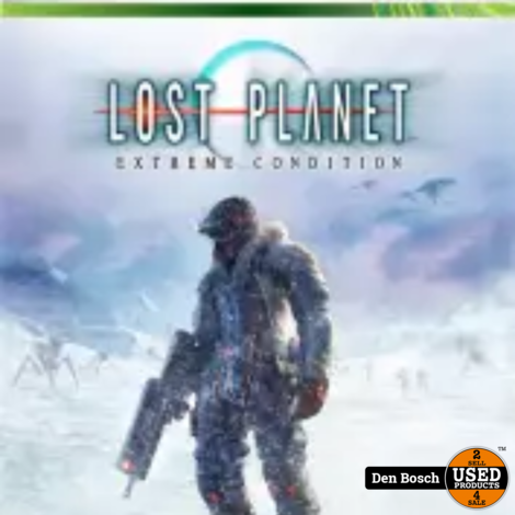 Lost Planet Extreme Condition - X 360 Game