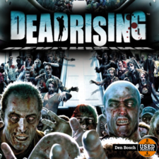 Dead Rising - X 360 Game
