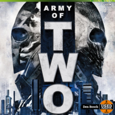 Army of Two - X 360 Game
