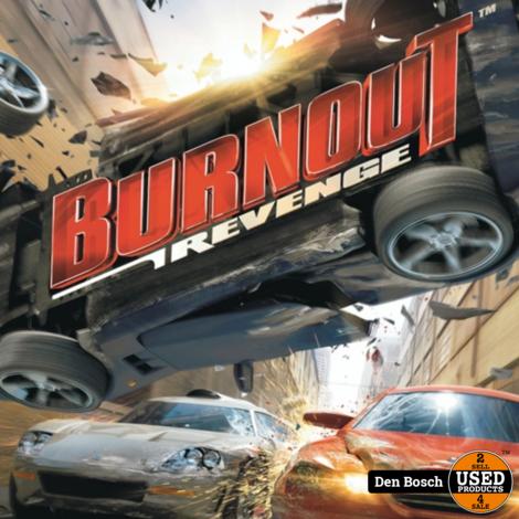 Burnout Revenge - X 360 Game