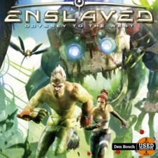 Enslaved: Odyssey to the West - X 360 Game