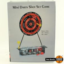 Mini Darts Shot Game