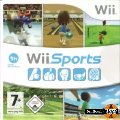 Wii Sports - Wii Game
