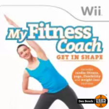 My Fitness Coach - Wii Game