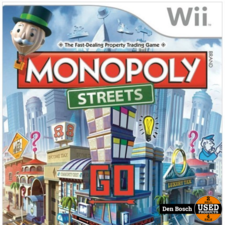 Monopoly Streets - Wii Game