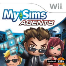My Sims Agents - Wii Game