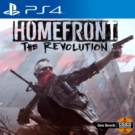 Homefront the Revolution - PS4 Game