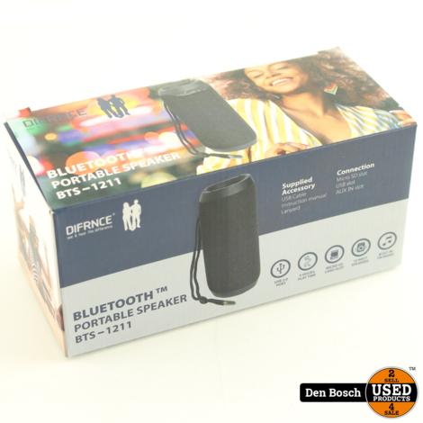 Difrnce BTS-1211 Bluetooth Speaker