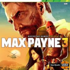 Max Payne 3 - X360 Game