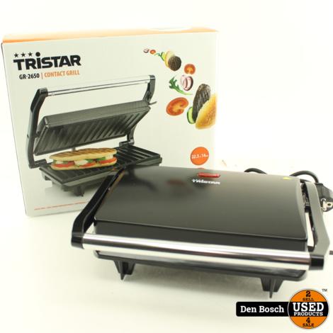Tristar GR-2650 Contact Grill (Nieuw in doos)
