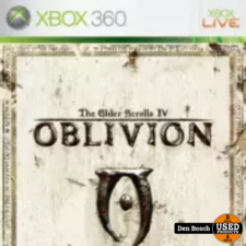 the elder scrolls IV Oblivion - Xbox 360 Game