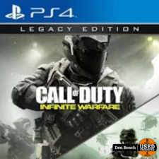 Cal of Duty Infinite Warfare Legacy Edition - PS4 Game