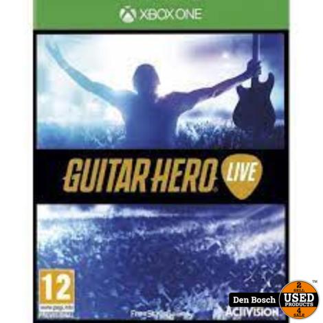 Guitar Hero Live - X One Game