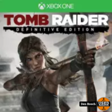 Tomb Raider Defenitive Edition - X One Game