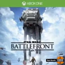 star wars Battlefront - Xbox One Game