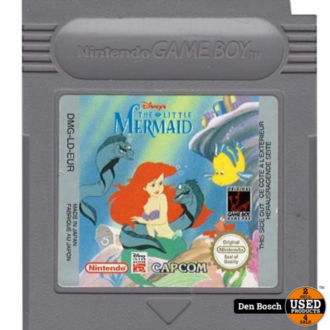 Disney's The Little Mermaid - Gameboy Game