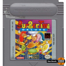 Burger Time Deluxe - Gameboy Game