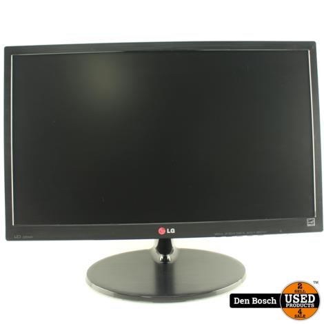 LG 22en43t Full HD LCD Monitor met  Adapter