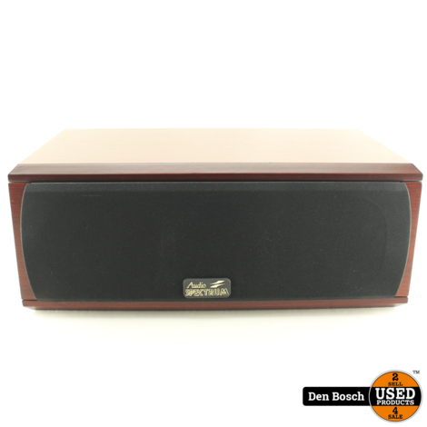 Audio Spectrum Pan V.2 Centerspeaker