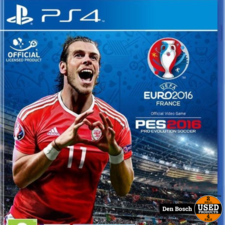 Pro Evolution Soccer 2016 - PS4 Game