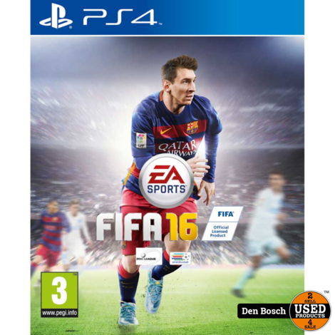 Fifa 16 - PS4 Game