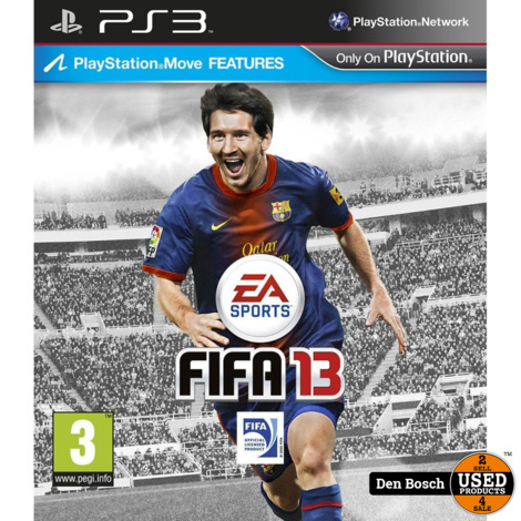 Fifa 13 - PS3 Game