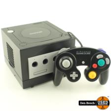 Nintendo Gamecube Zwart + 1 Controller