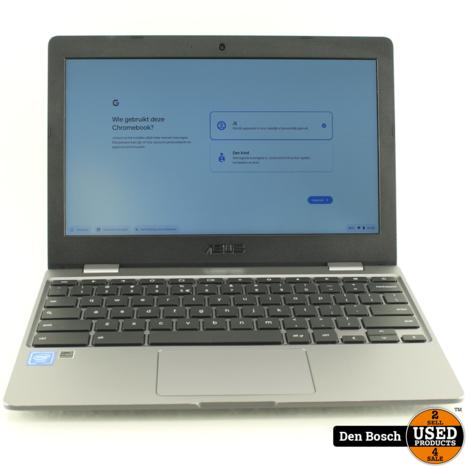 Asus Chromebook C223NA Intel N3350 1.1GHz 4GB 32GB