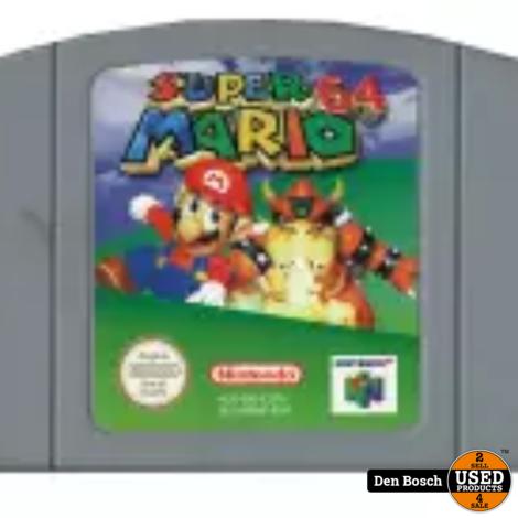 Super Mario 64 (Losse Cartridge) - N64 Game