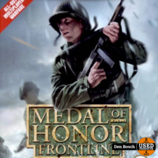 Medal of Honor Frontline - GC game