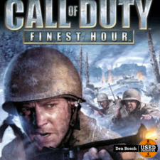 Call of Duty Finest Hour - GC Game