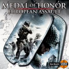Medal of Honor European Assault - GC game