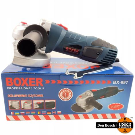 Boxer BX-997 Haakse Slijper 125mm  Nieuw in Doos