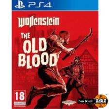 Wolfenstein The Old Blood - PS4 Game