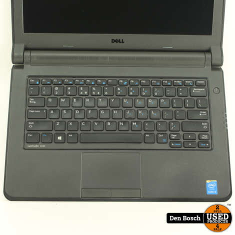 Dell Latitude 3350 Intel Core I3-5005U 8GB 500GB HDD