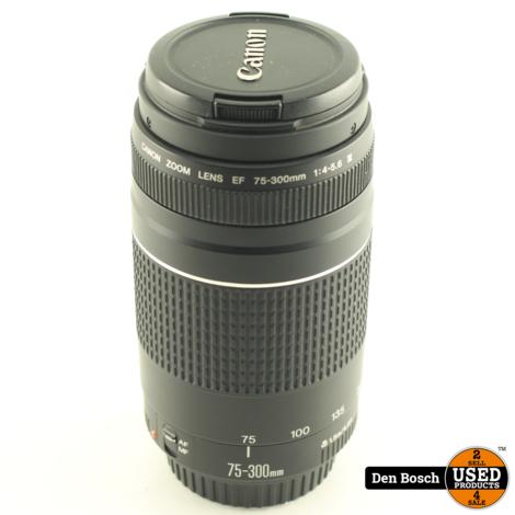 Canon Zoom Lens EF 75-300mm 1:4-5.6 III