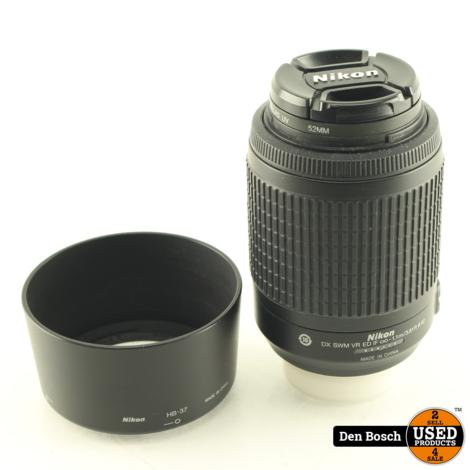 Nikon AF-S 55-200mm F/4.0-5.6G ED VR DX Objectief