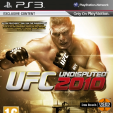 UFC 2010 Undisputed - PS3 Game