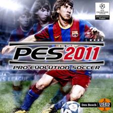 Pro Evolution Soccer 2011 - Wii Game