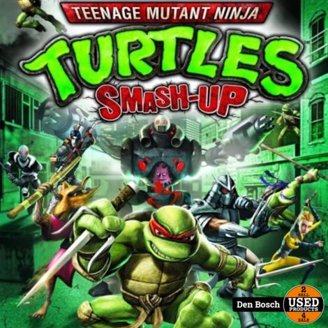 Teenage Mutant Ninja Turtles Smash Up - Wii Game