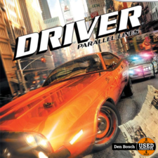 Driver Parallel Lines - Wii Game