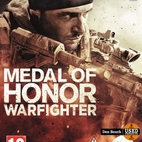 Medal of Honor Warfighter - XBox360 Game
